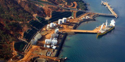 Koniambo Nickel Plant 1