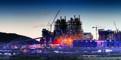 Koniambo Nickel Plant 3